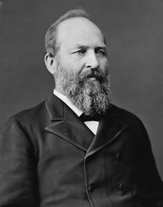 President James Garfield