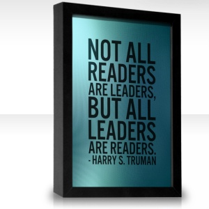 leaders read